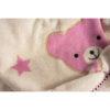 Плюшевый мишка роз зоом