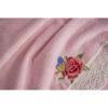 Николь розовый зоом