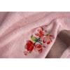 Лея розовый зоом