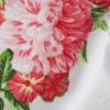 Индиго печать розов зоом
