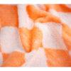 Ромбики персик зоом